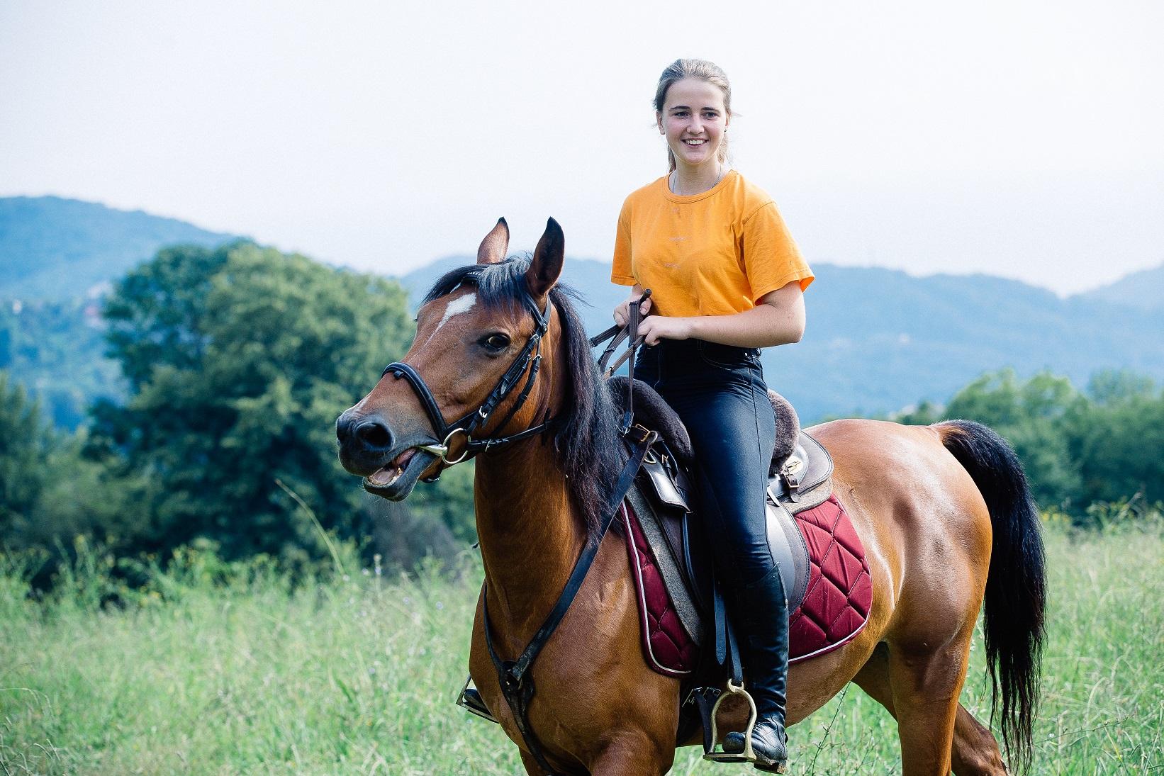 Катание на лошадях простатит что принимать при бактериальном хроническом простатите