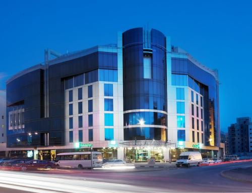 holiday inn downtown 4 дубай