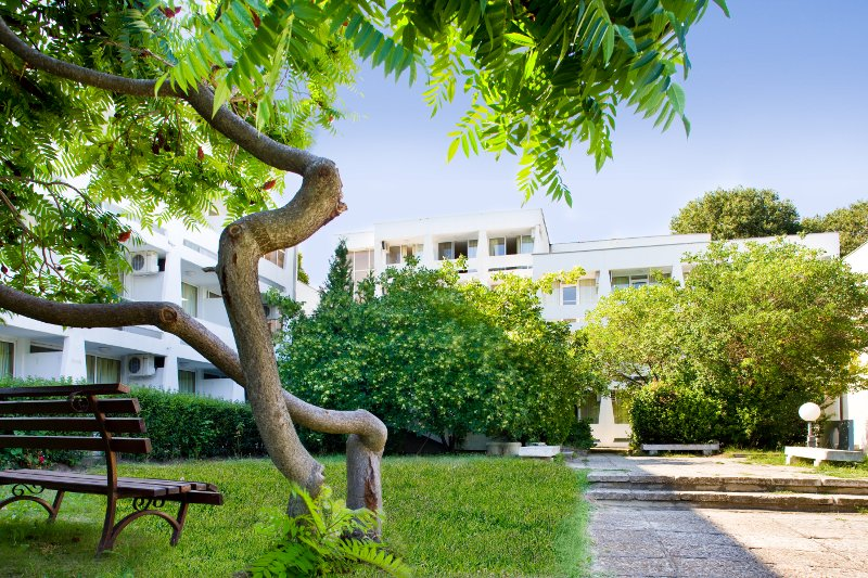 KOMPAS hotel: Отзывы об отеле KOMPAS hotel (Болгария, Албена)