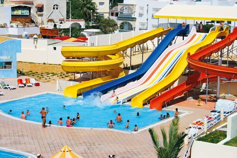 Тунис,  Хаммамет отель CLUB NOVOSTAR DAR KHAYAM 3*