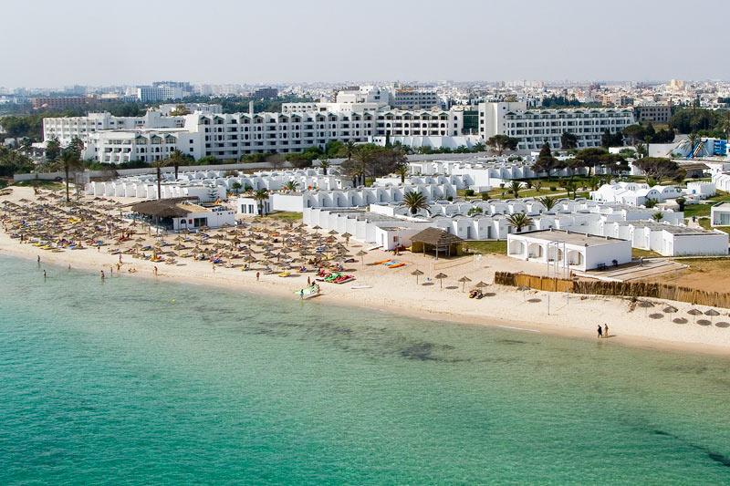 Thalassa sousse 4* - тунис отдых