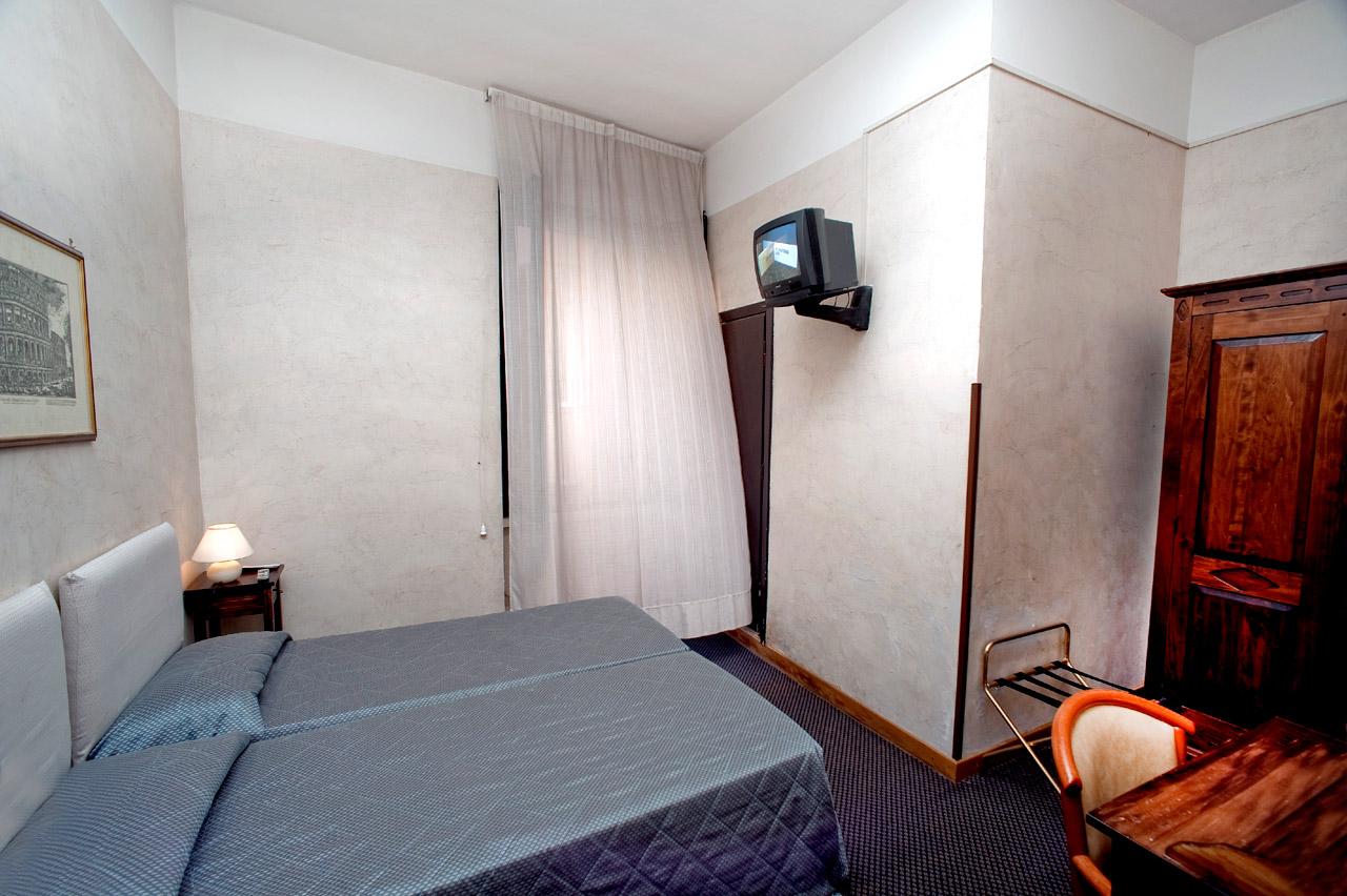 El centro de Roma oferta hotel Hotel Tirreno
