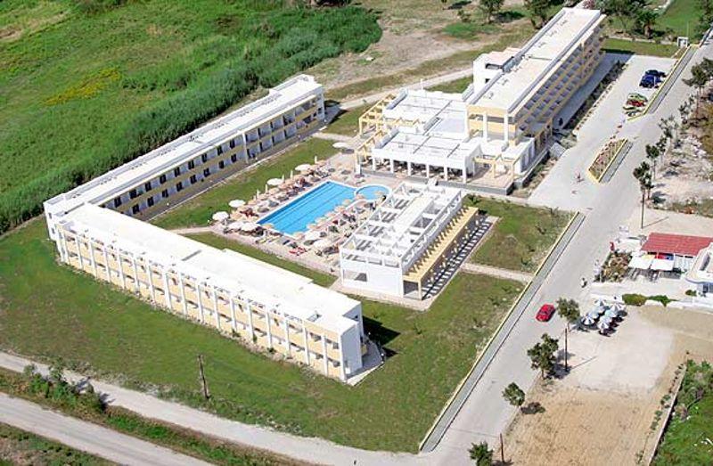 Карта отеля Pyli Bay 3 звезды (Пайли Бэй) - Греция, Кос. Страница 2
