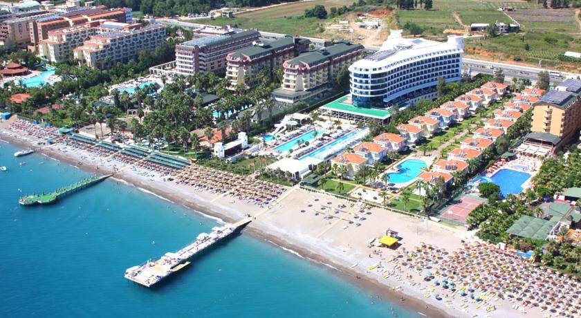 Отель Q Premium Resort 5*, Аланья / Alanya, Турция: цены 2015 на ...