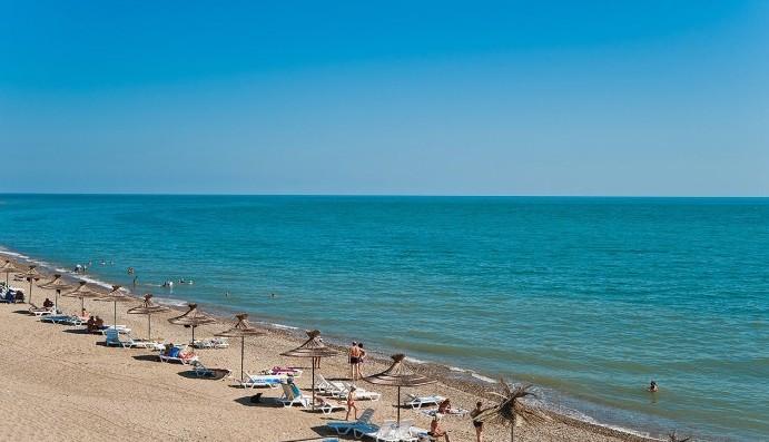 Пансионат литфонд пляж 64