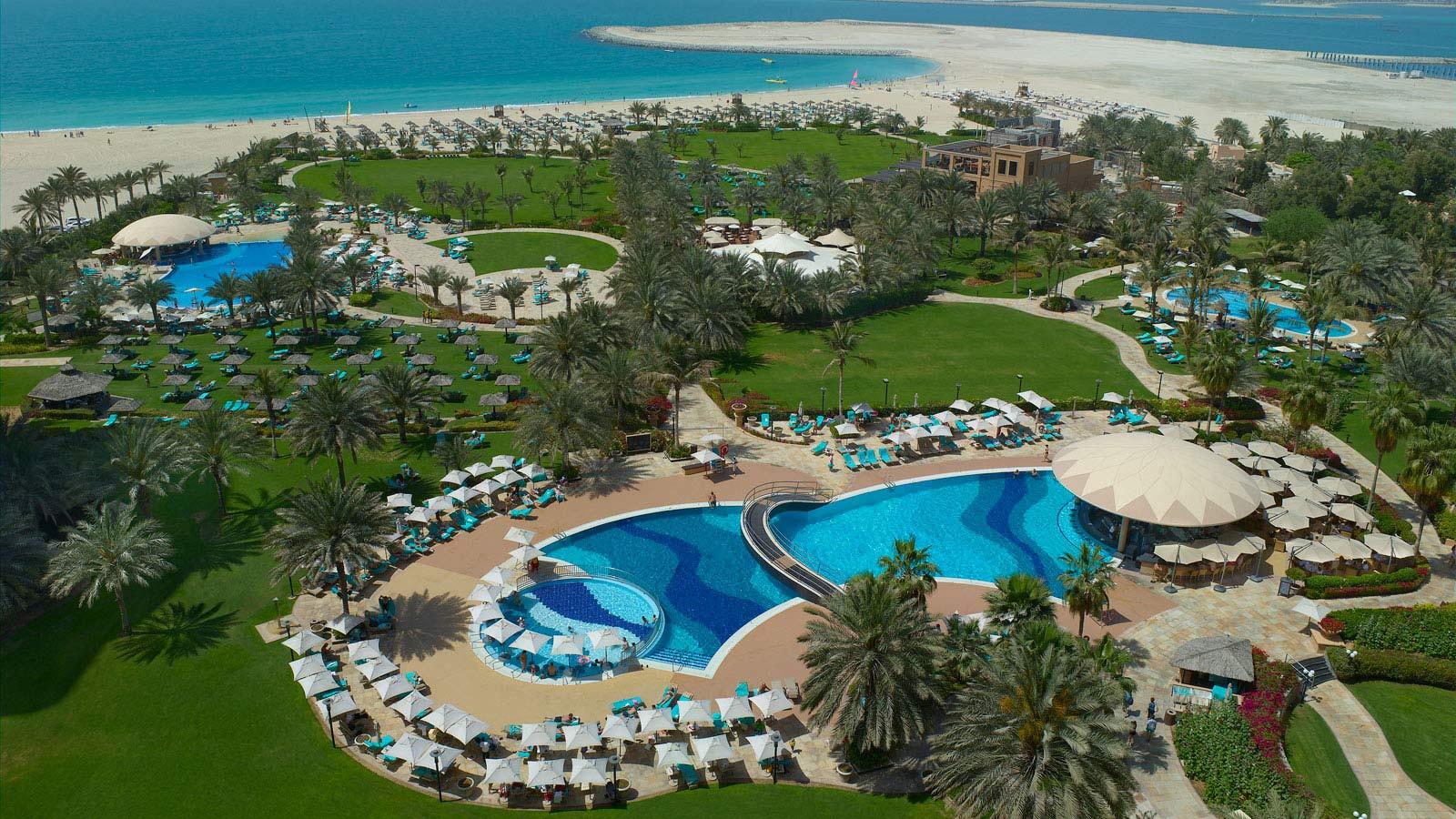 ОАЭ, Дубай, Джумейра LE ROYAL MERIDIEN BEACH RESORT & SPA 5* 120300руб.