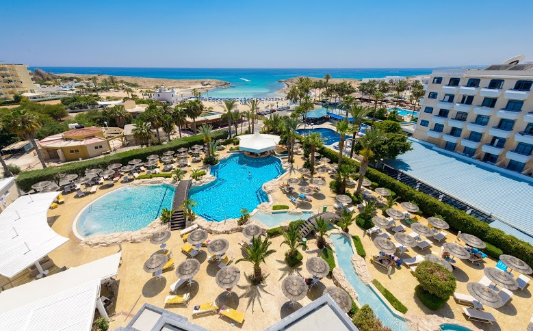 Кипр, Айа-Напа, TASIA MARIS BEACH HOTEL AND SPA 4* от 38100 рублей