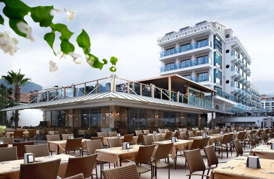 Belek Soho Beach Club: a paradise on earth
