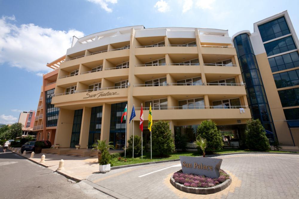 Официальные сайты отелей болгарии