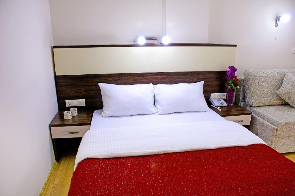 Отель Dogan Beach Resort & Spa 3*, Кушадасы / Kusadasi