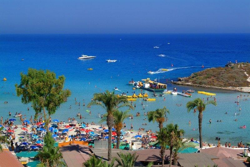 Кипр, Айя-Напа отель NISSIANA HOTEL & BUNGALOWS 3*