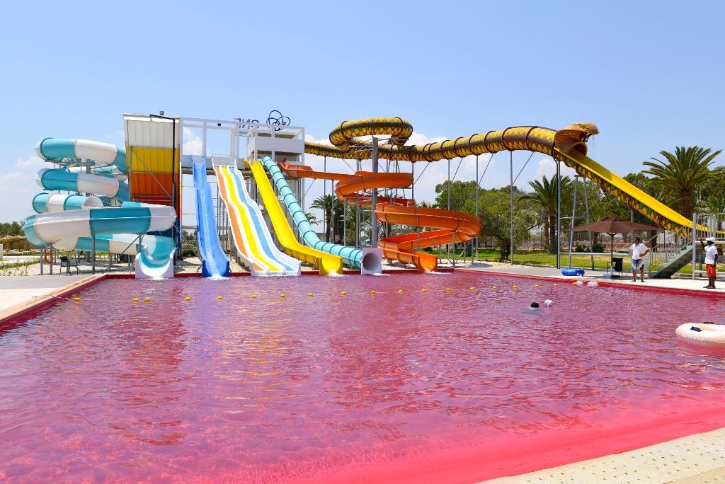 ONE Resort Aqua Park and Spa 4 ТунисМонастирСканес