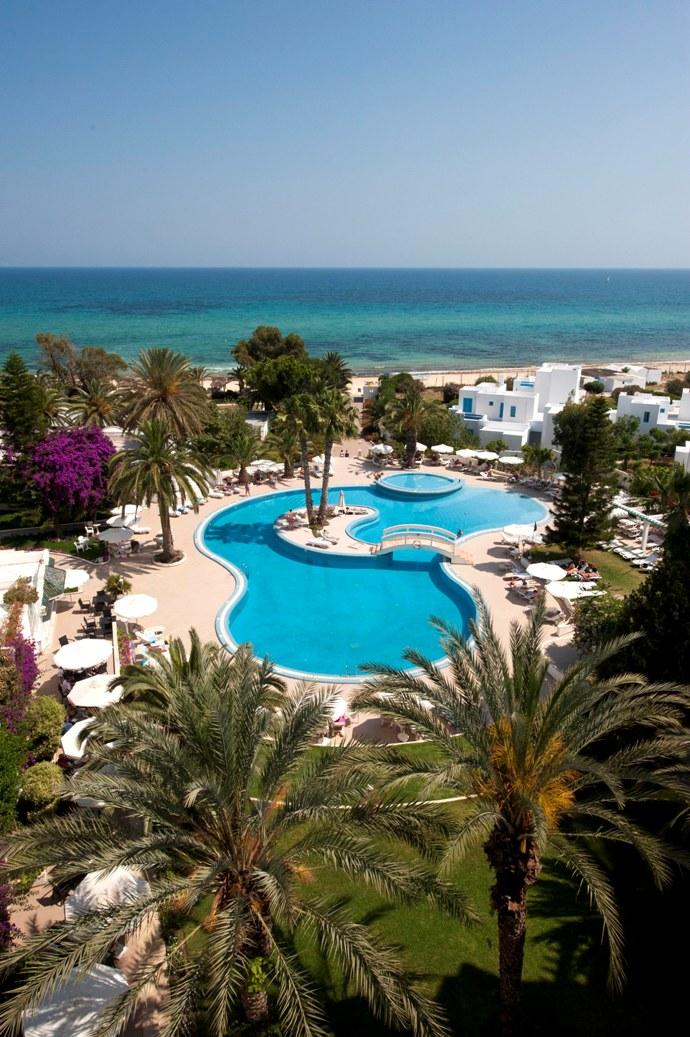Замечательный отдых в хорошем отеле! Тунис!