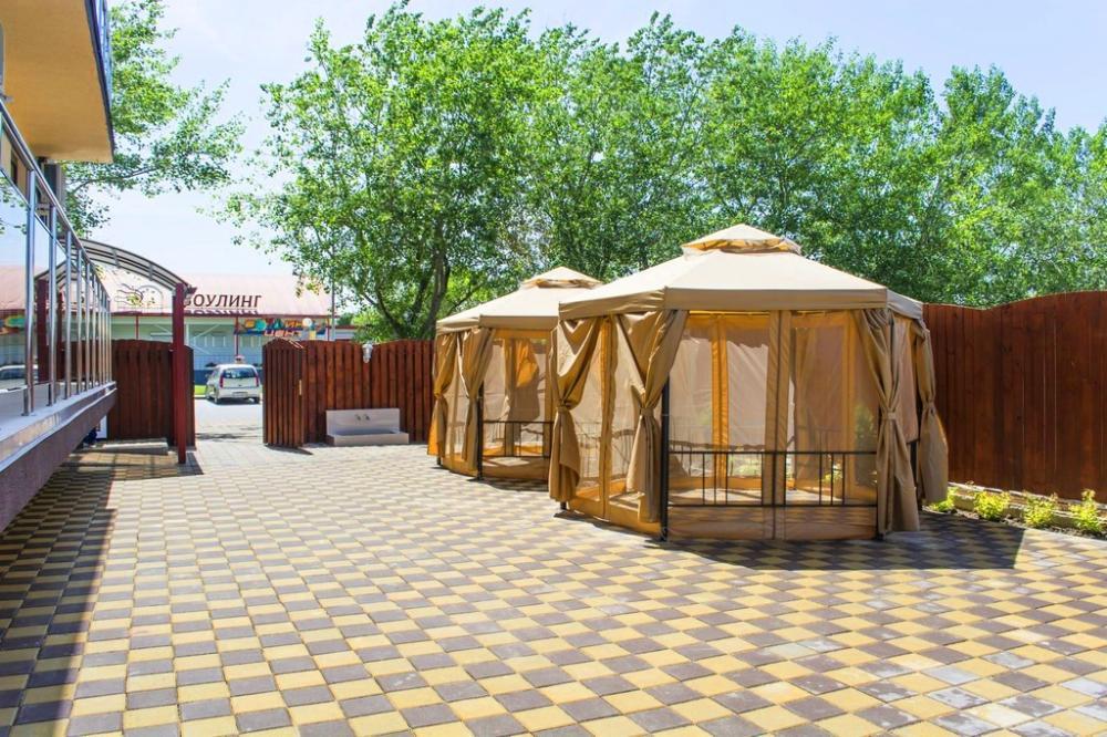 Отель АКВАРЕЛЬ-FAMILY, гостиница 2 , Анапа (Витязево) Россия  цены ... 50069a676a3