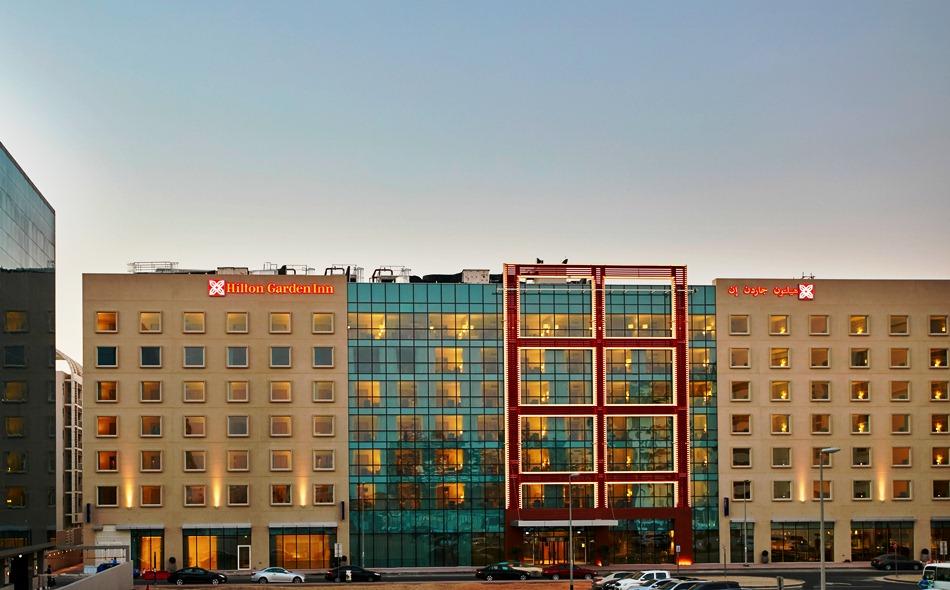 Hilton Garden Inn Dubai Mall Of The Emirates 4