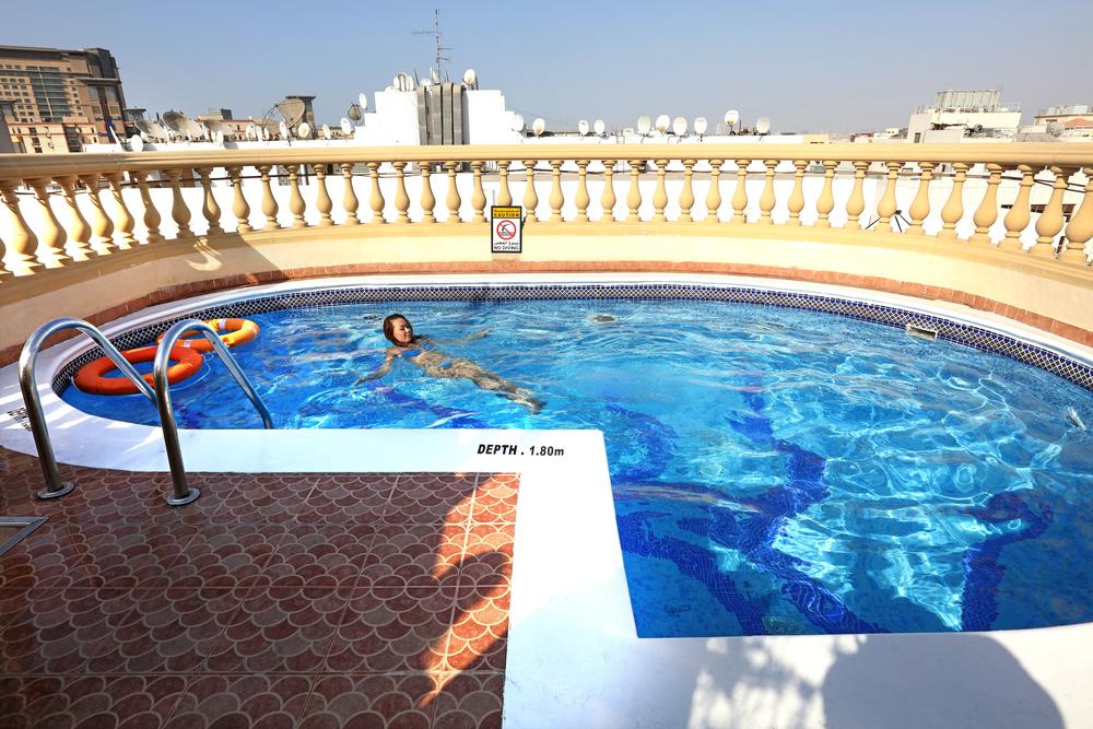 zain international hotel 3 дубай