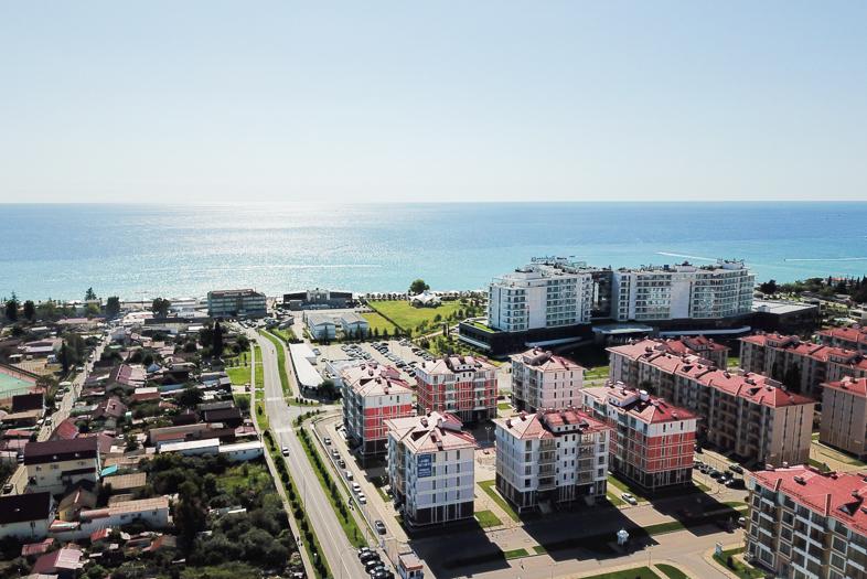 Отдых в благоустроенном отеле на Черноморском побережье Сочи!