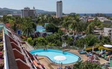 Arinara Bangtao Beach Resort 4* (Phuket, Thailand) | 236x380