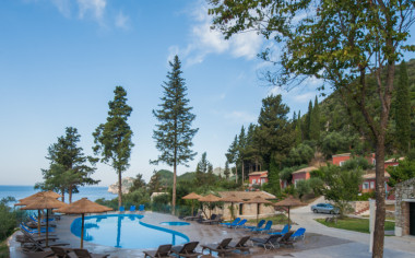 Otel Blue Princess Beach Resort 4 Korfu Zapad Corfu West