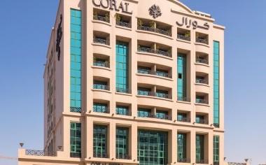 coral deira 4 дубай