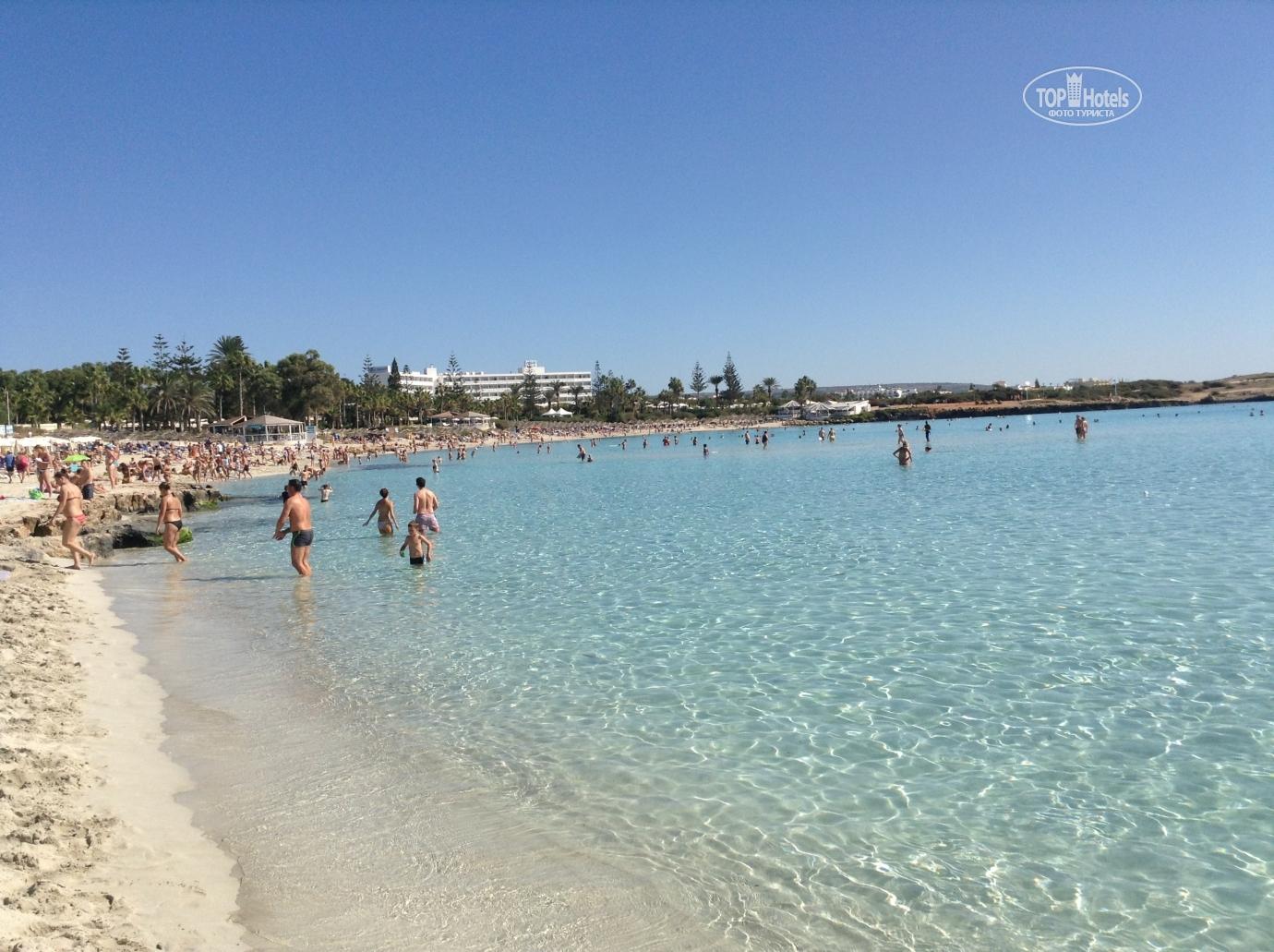 Пафос отель ascos coral beach 4